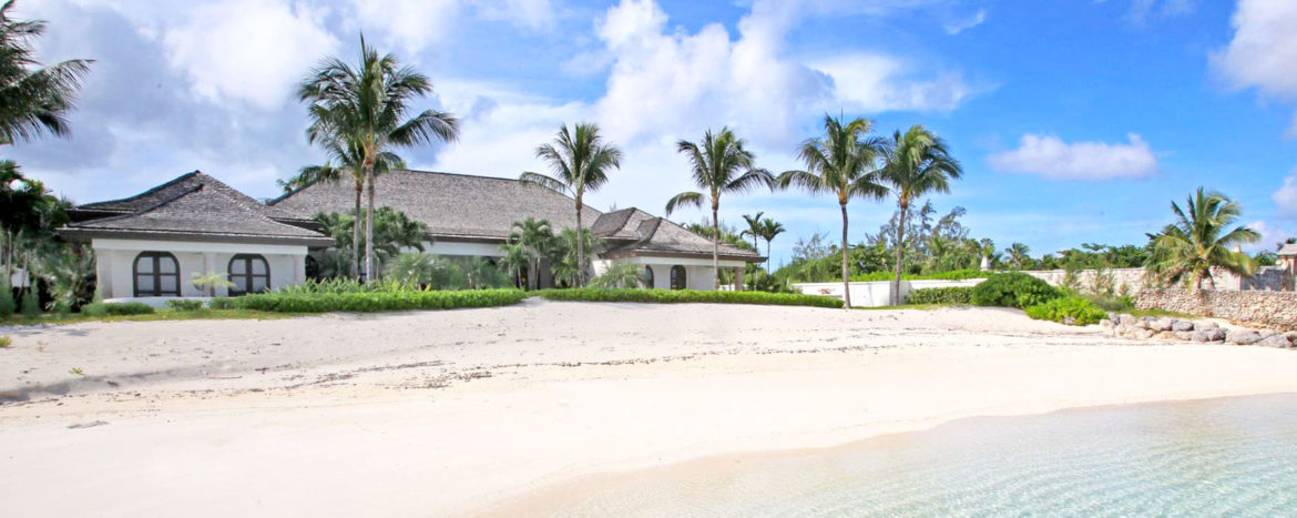 Lyford Cay Beachfront Villa