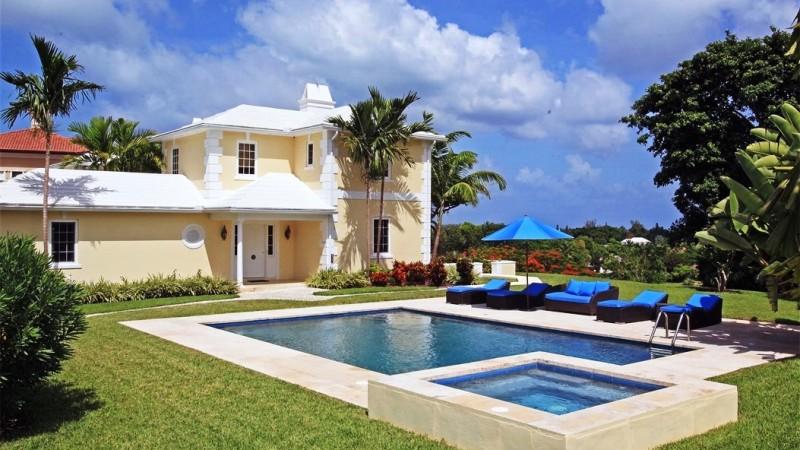 Luxury Homes Paradise Island Bahamas